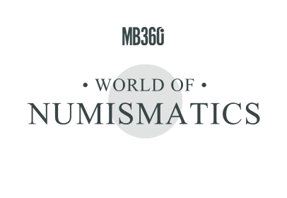 Logo World of Numismatics